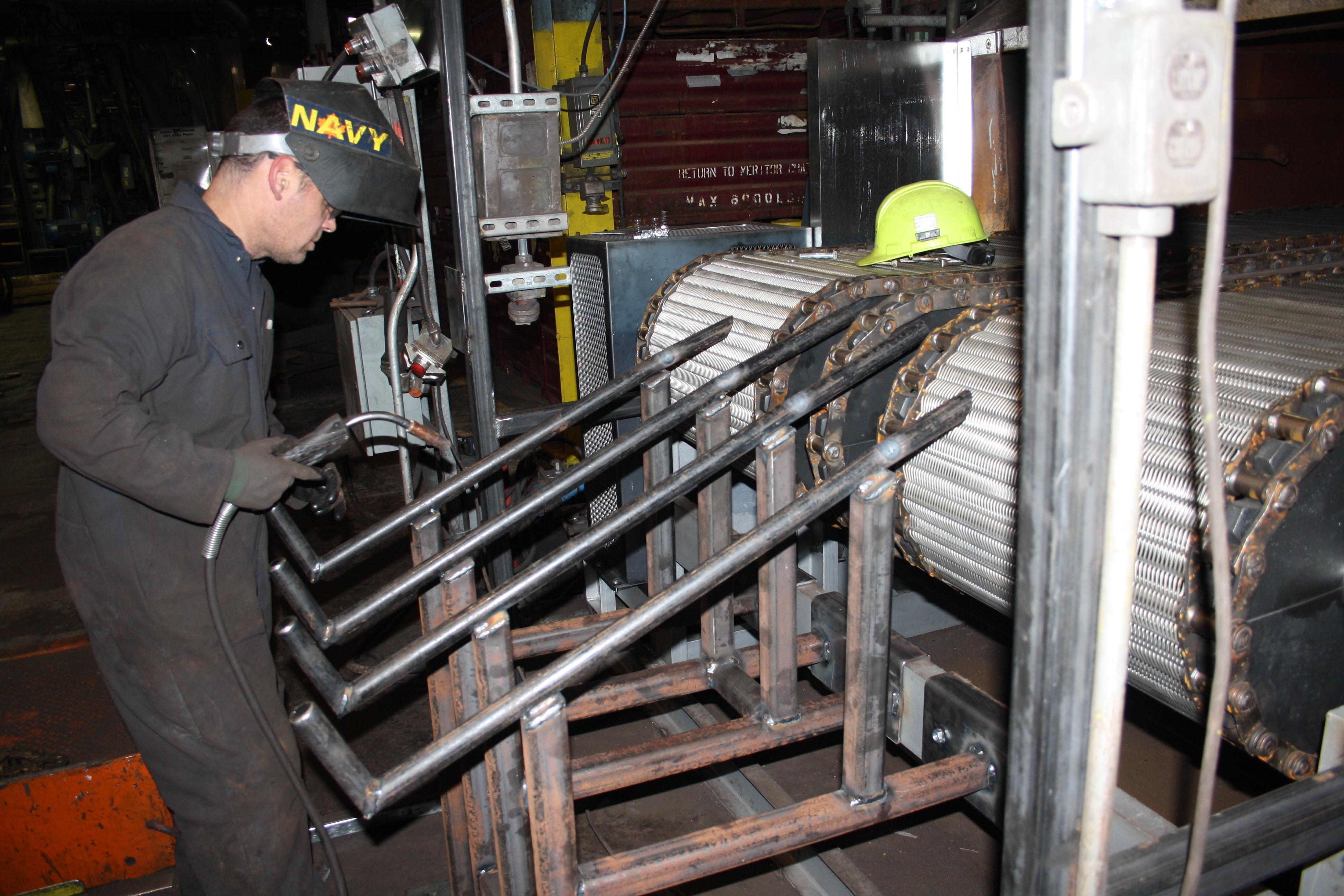 MSSC – Mechanical Conveyor