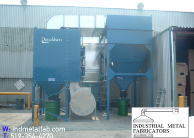 Dust & Mist Collection – Torit Dust Collector for Automotive Application