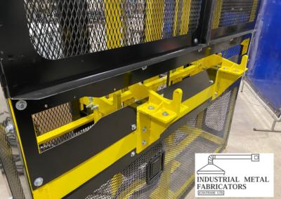 Custom Fabrication – Vertical Bar Unloader