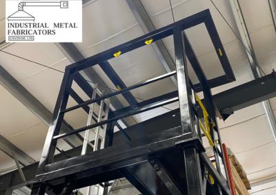 Custom Fabrication – Wind Training Platform